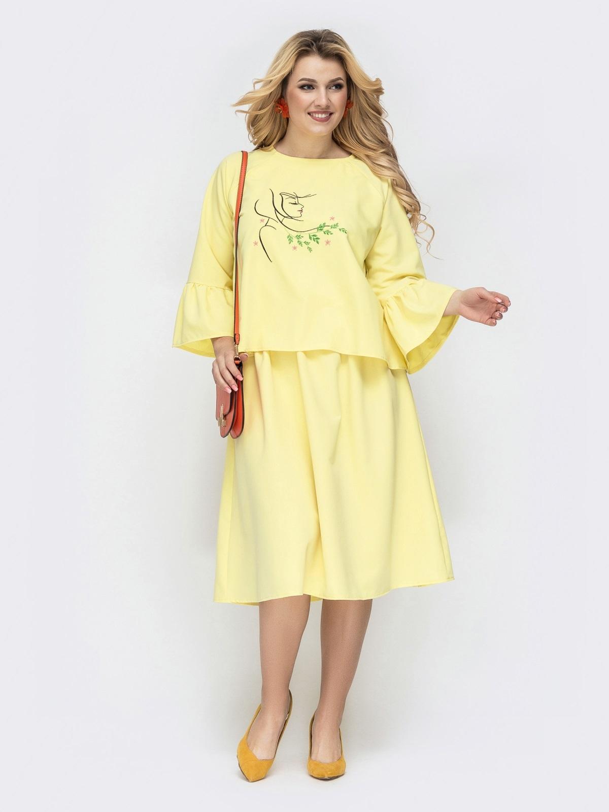 Платье 17703
