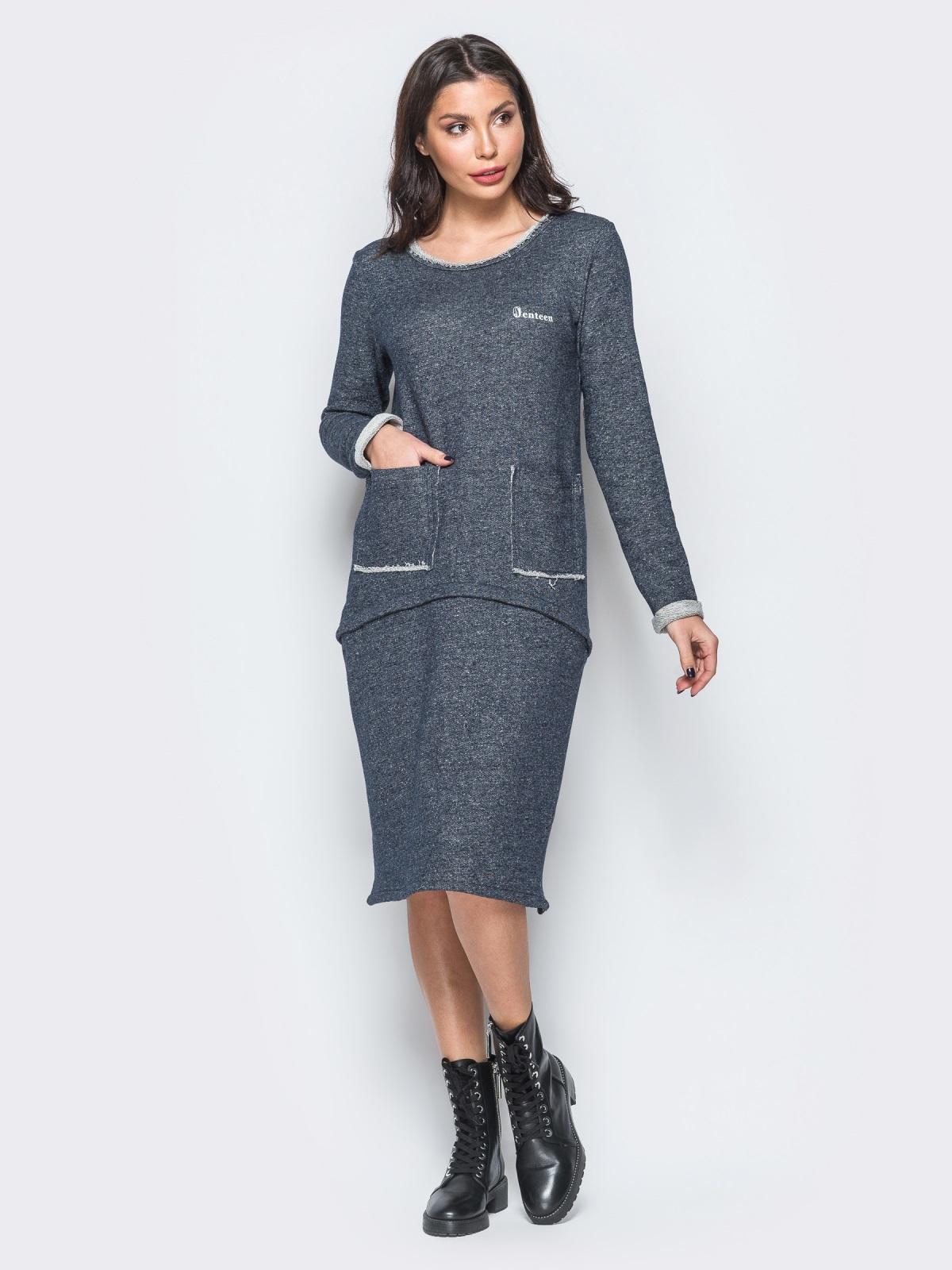 Платье 48048