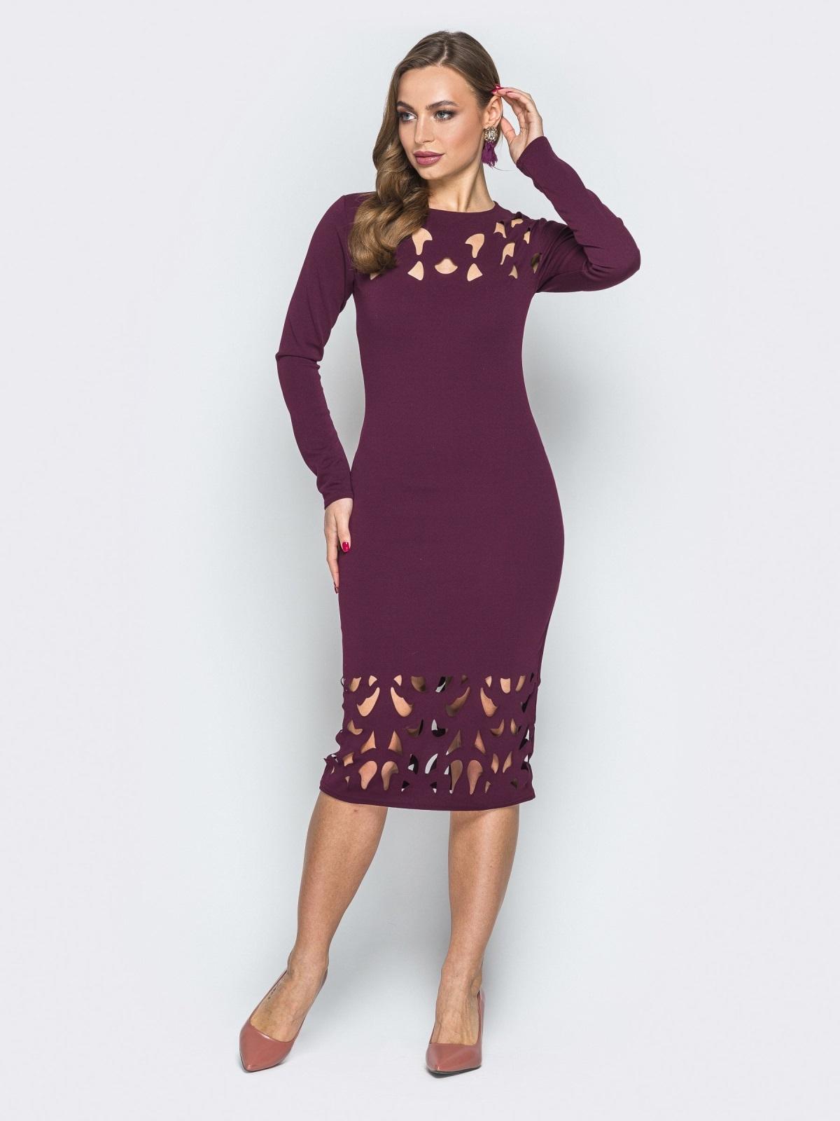 Платье 218004