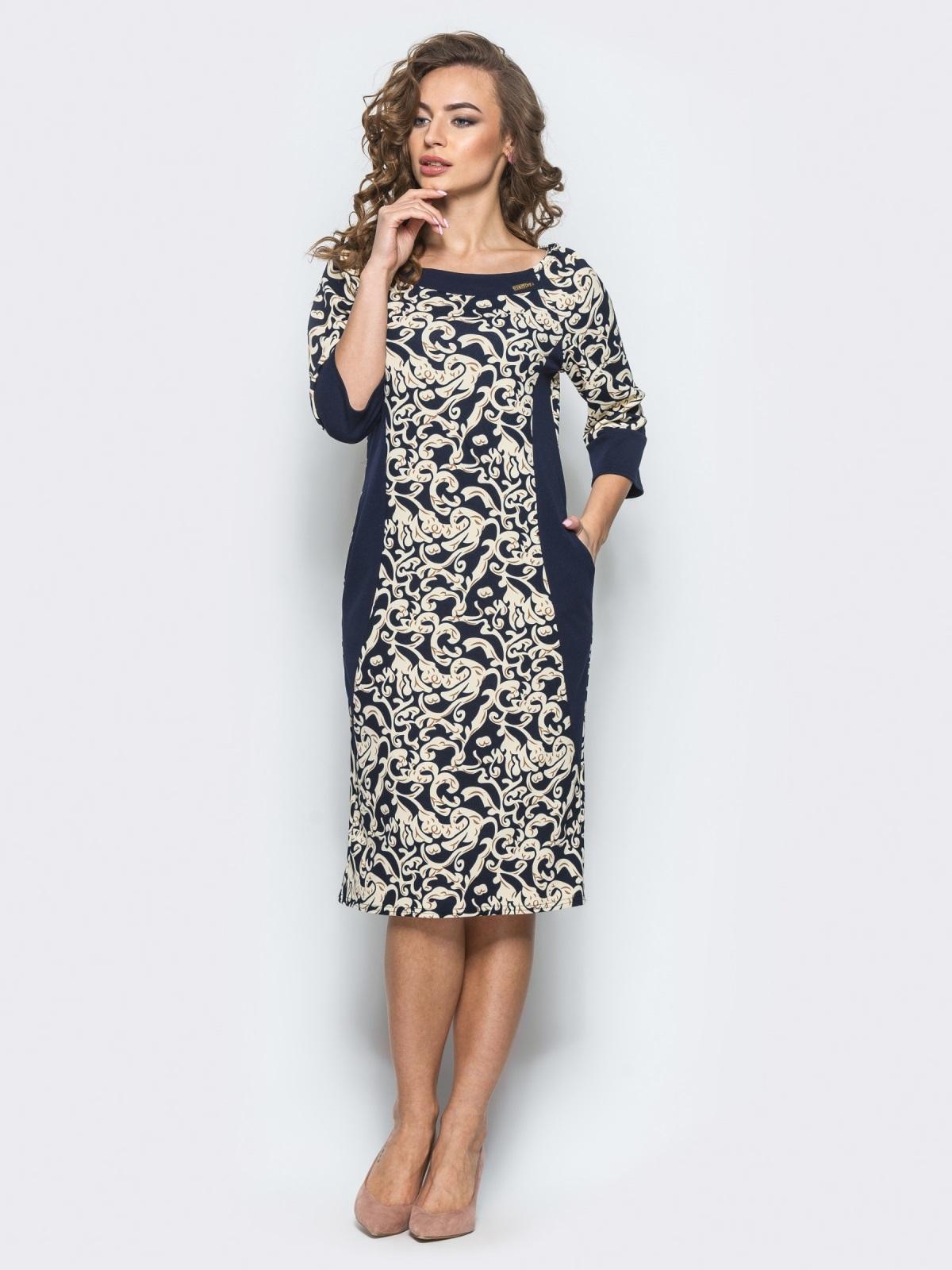 Платье 12035