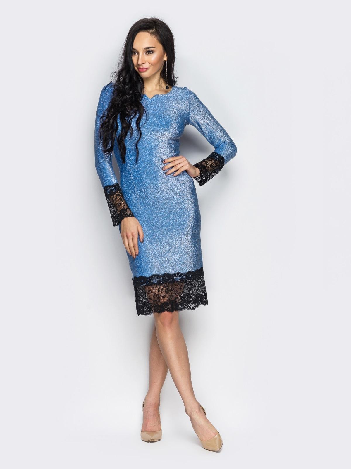 Платье 60500