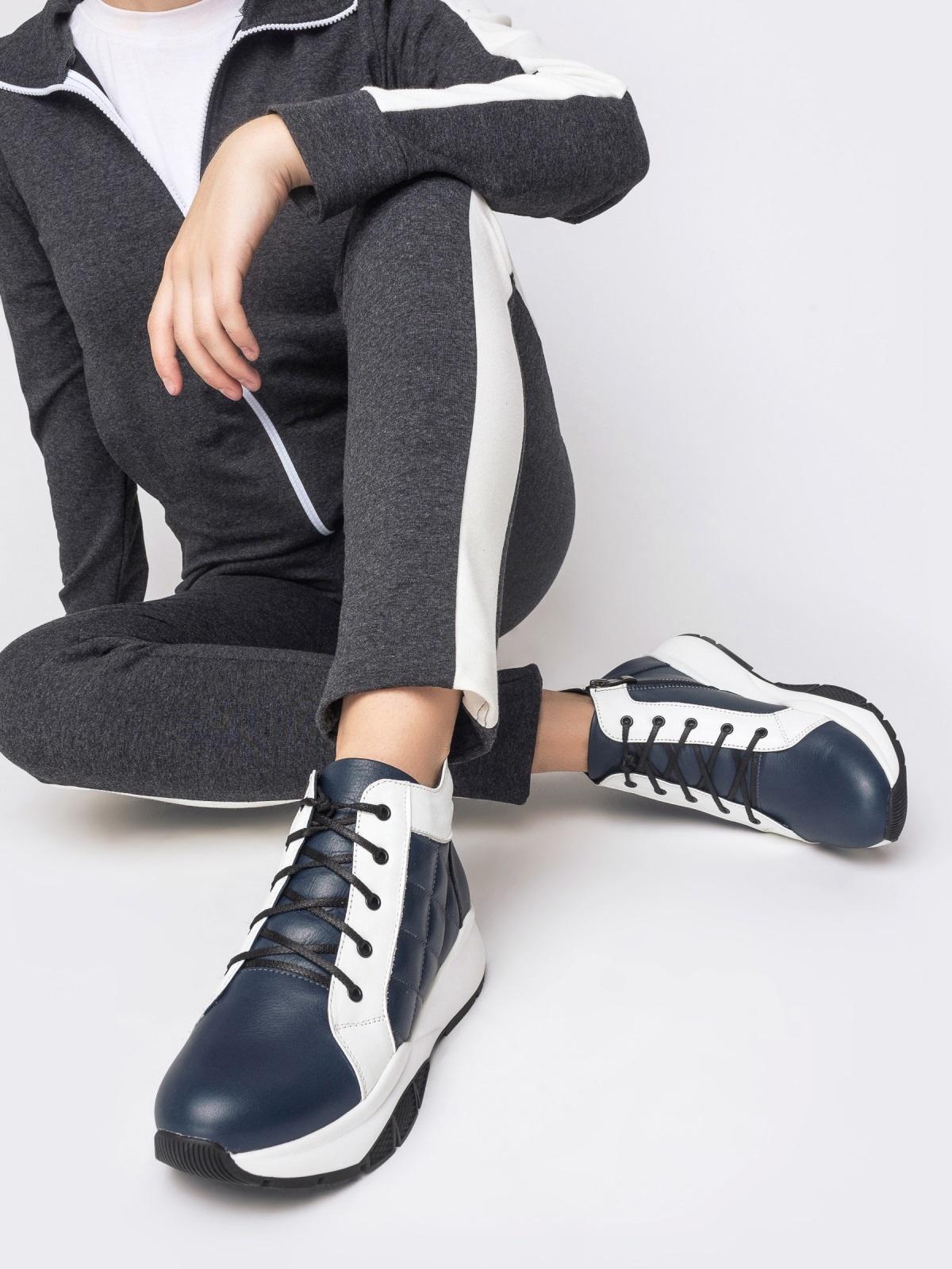 Ботинки зимние 5731