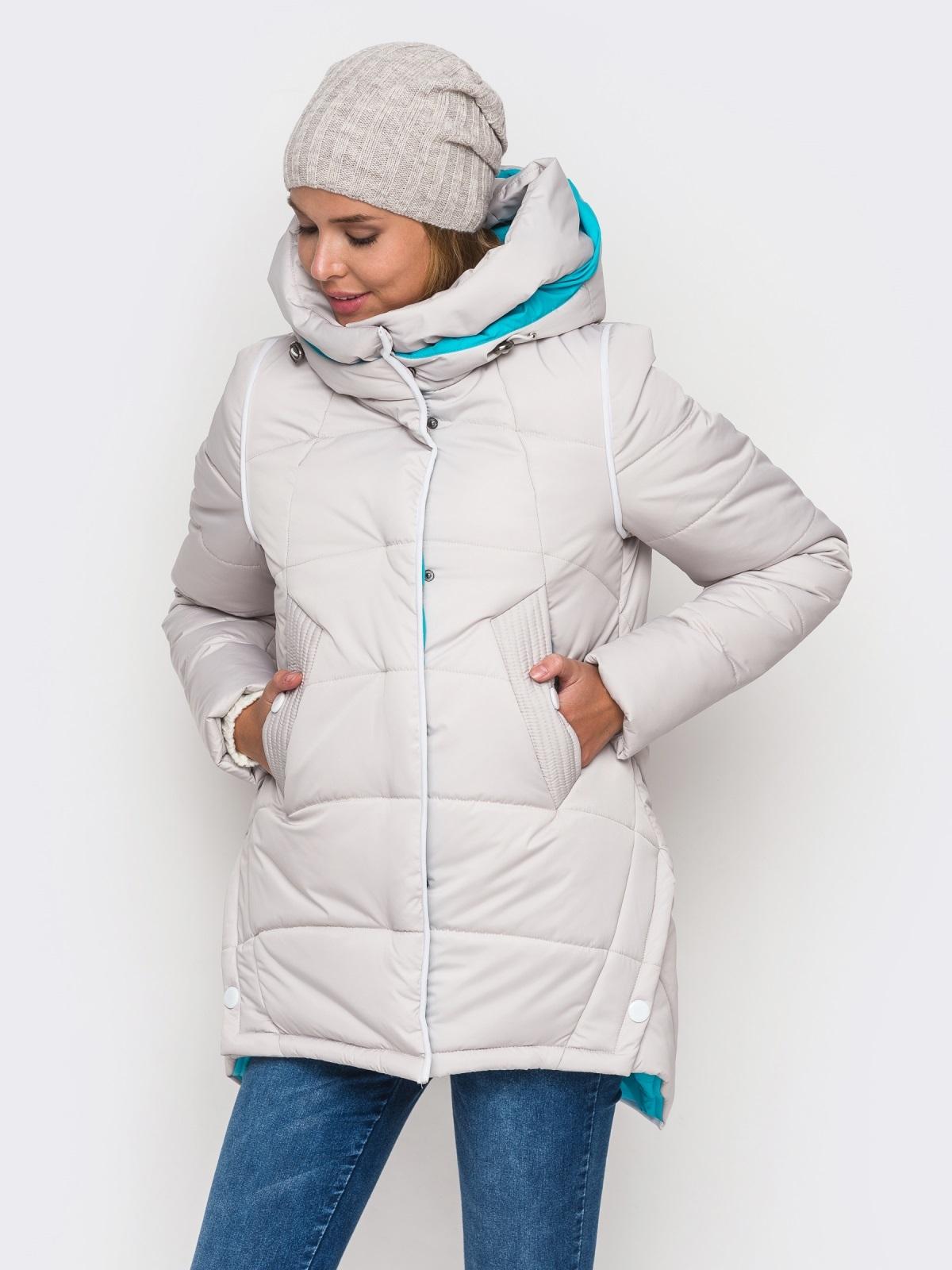 Куртка зимняя 66196