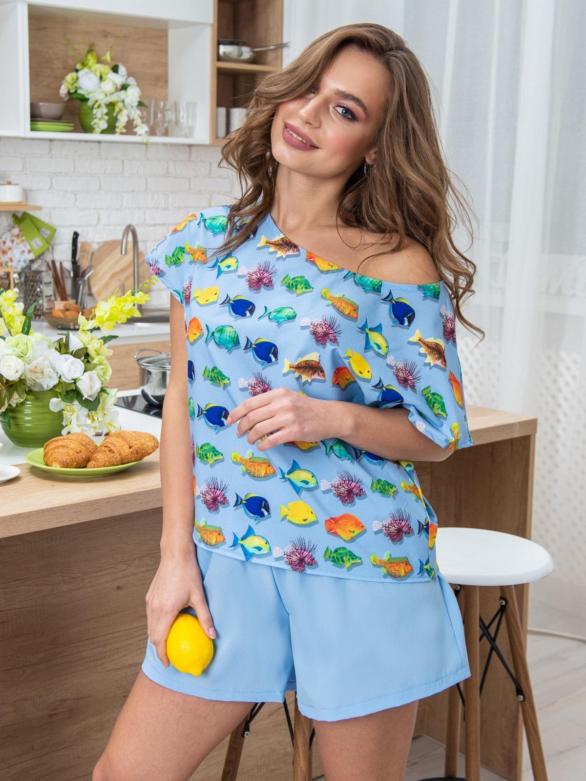 Пижама 17536