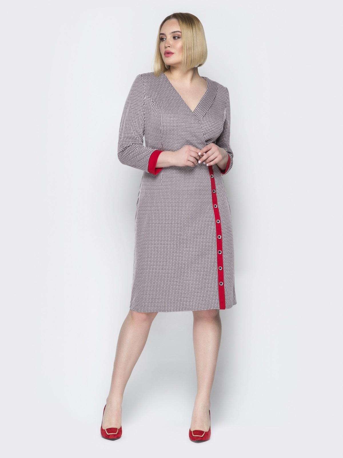 Платье 40020