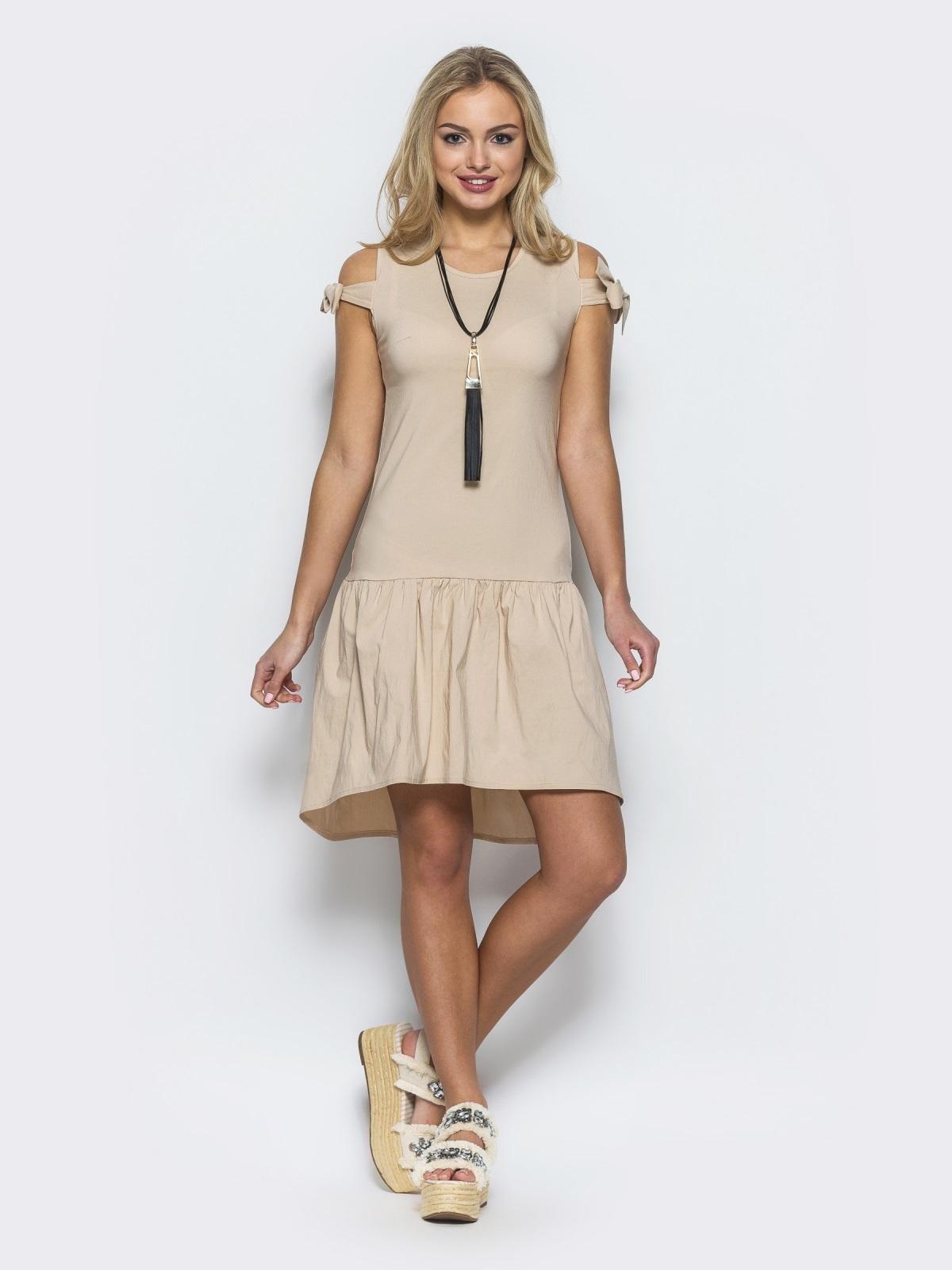 Платье 15515