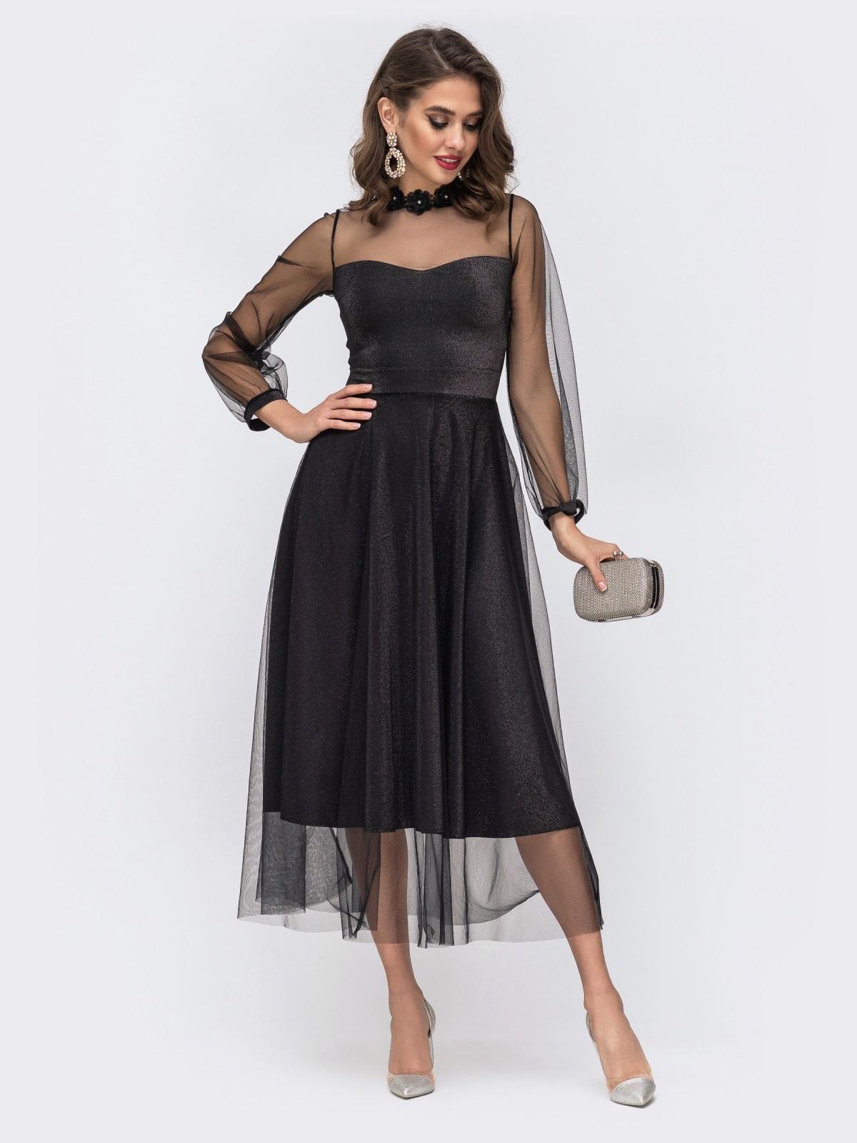 Платье №400536-MO