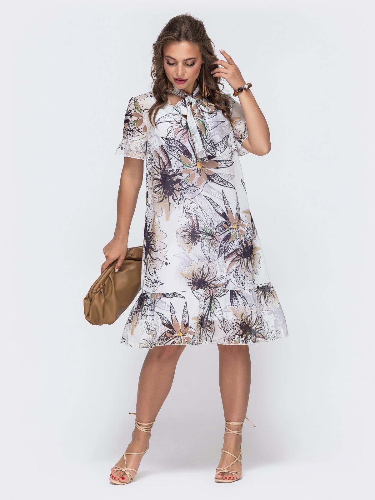 Платье 43436