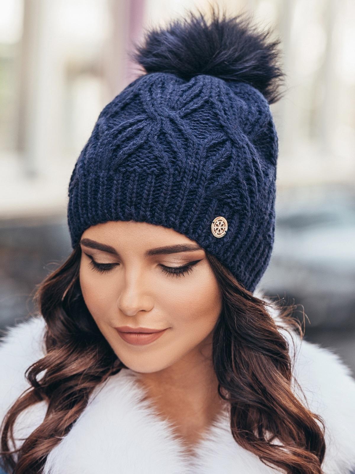 Зимняя шапка 97117