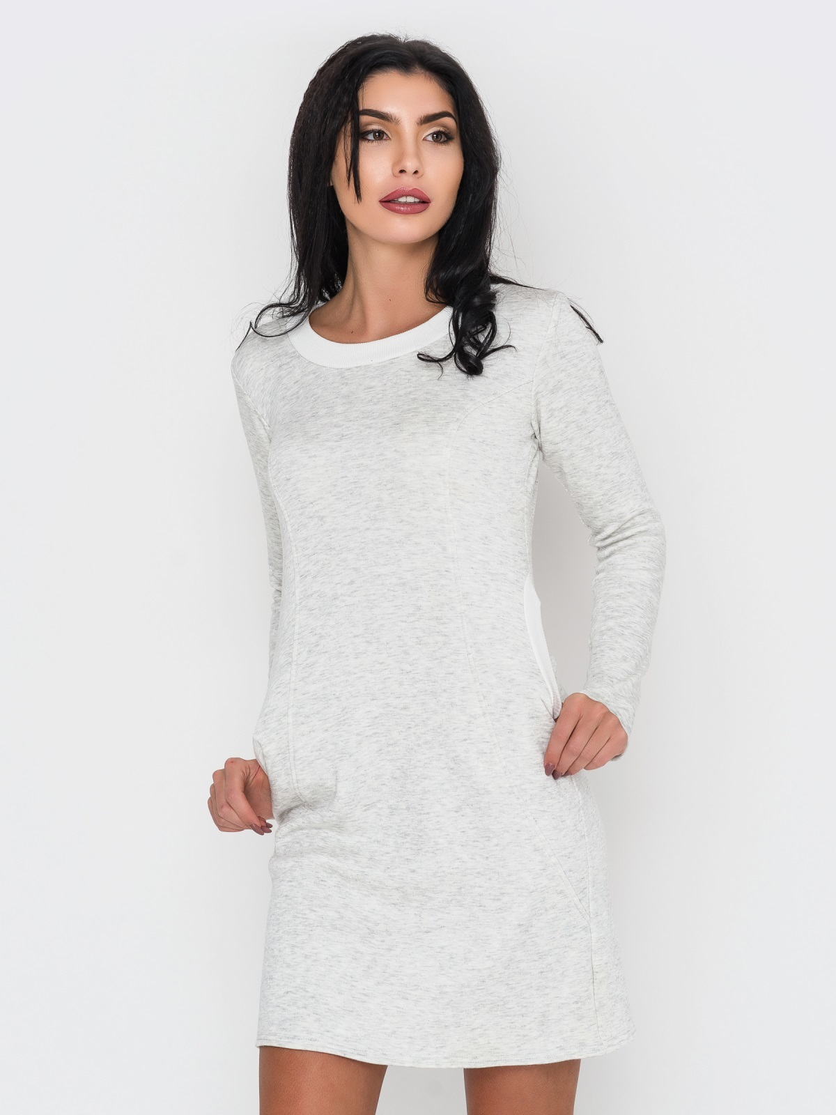 Платье на флисе 66217