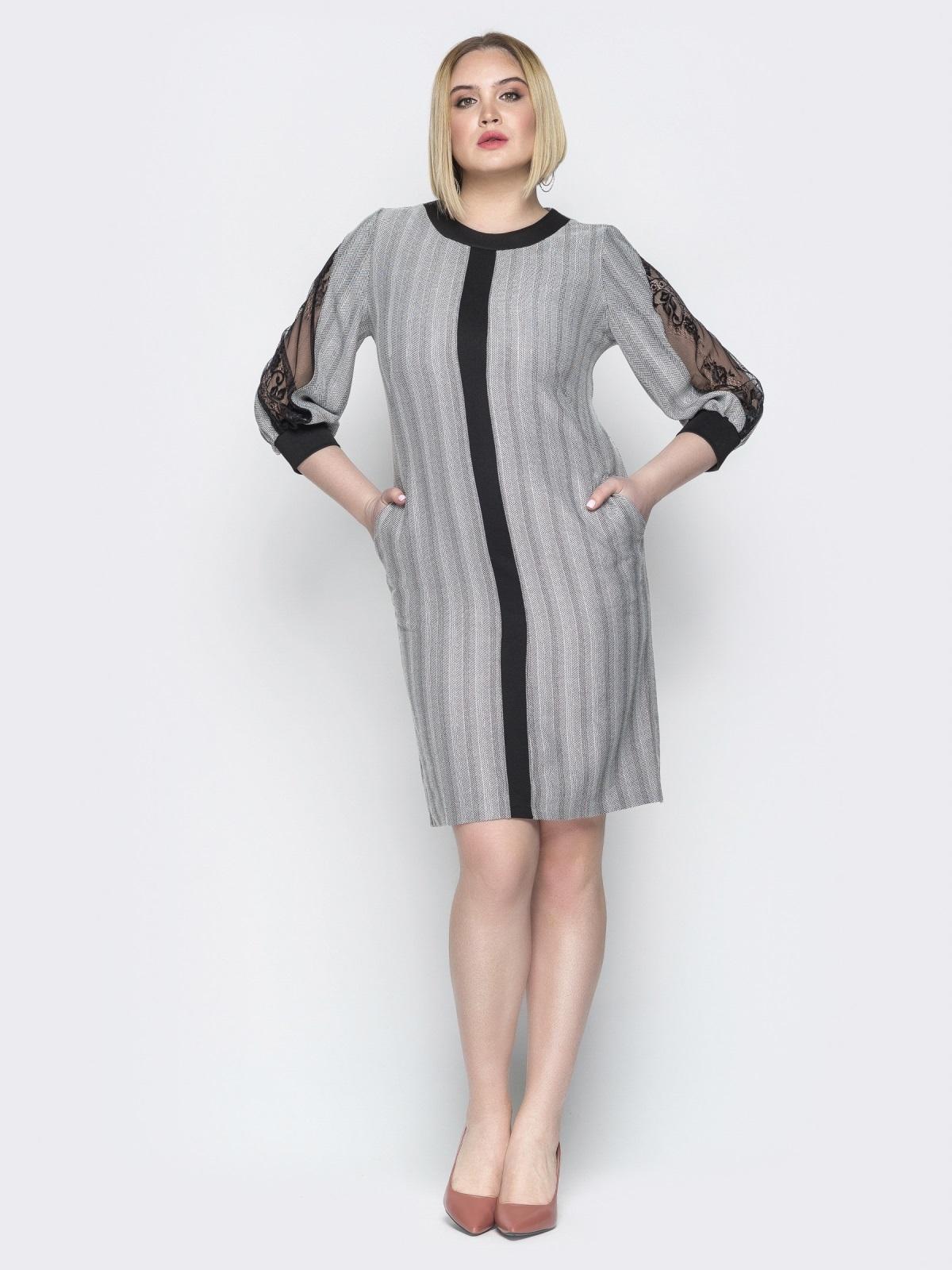 Платье 28035