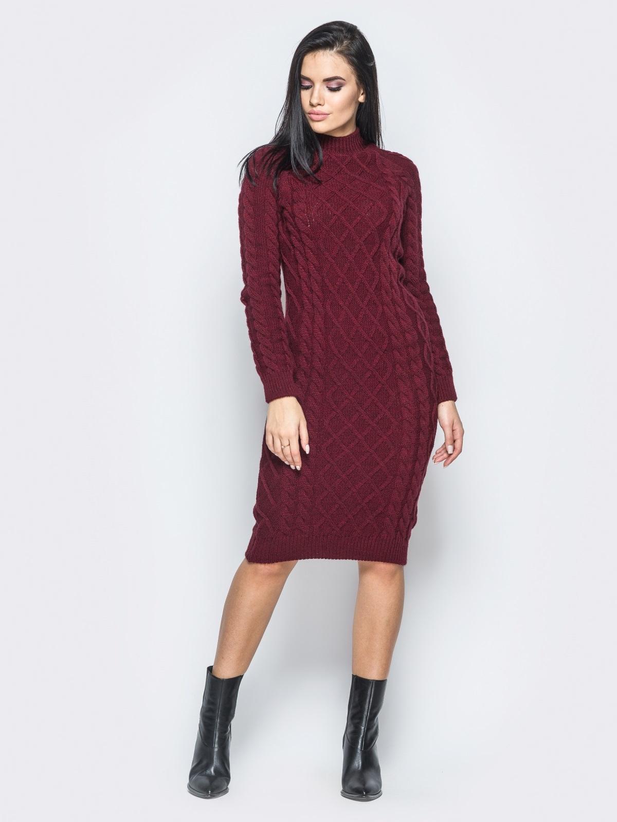 Платье вязаное 25192/2