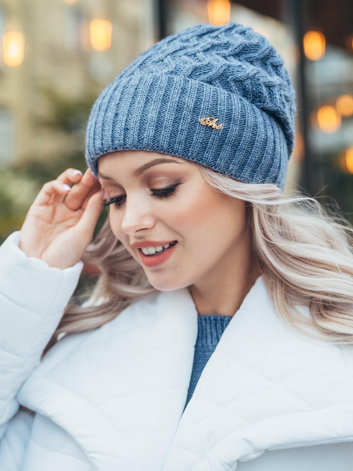 Зимняя шапка 97134