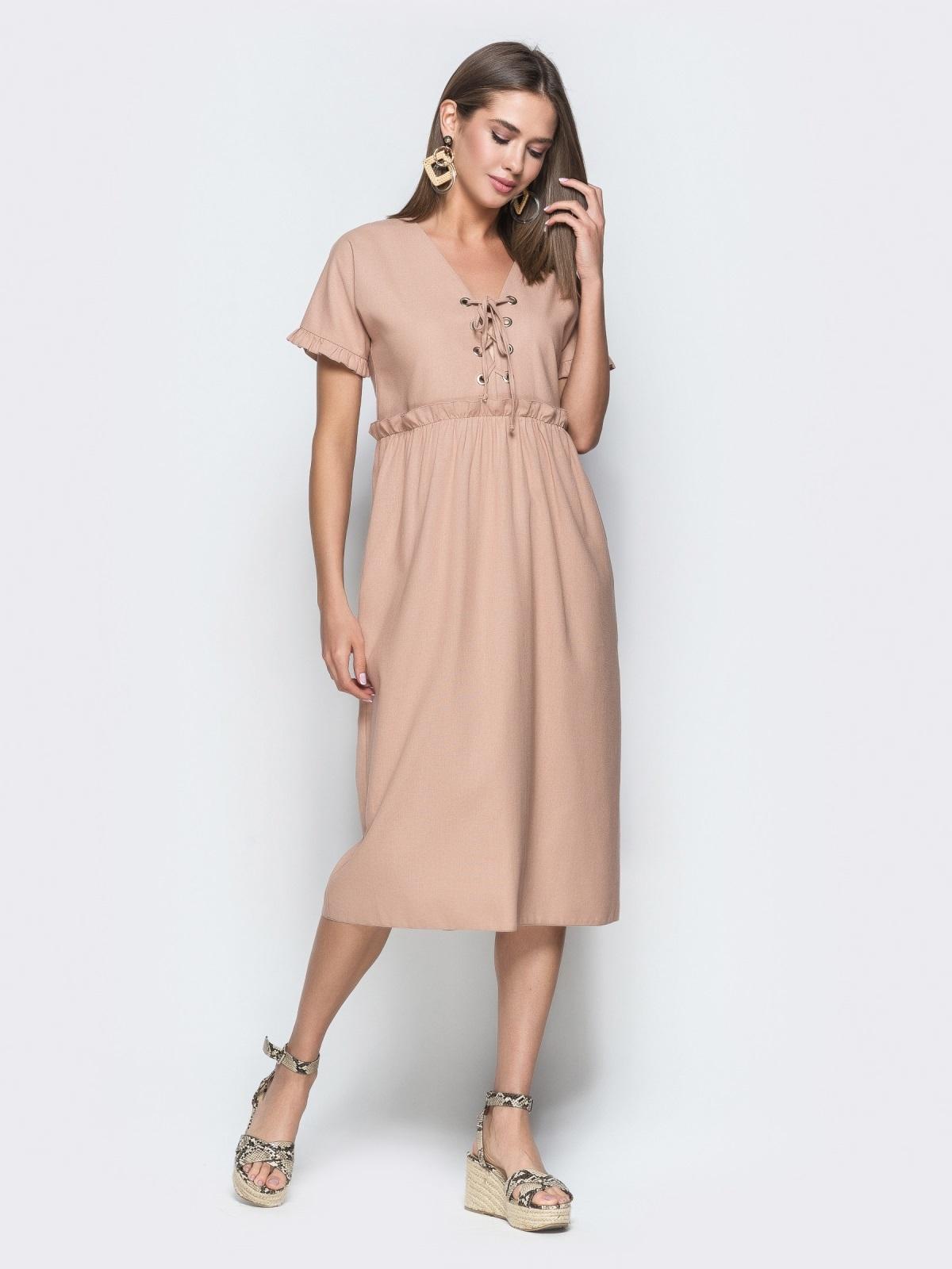 Платье 22339