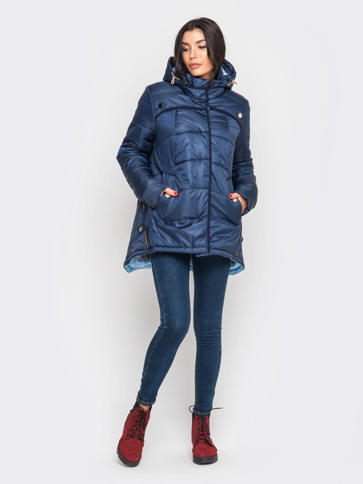 Куртка зимняя 66189