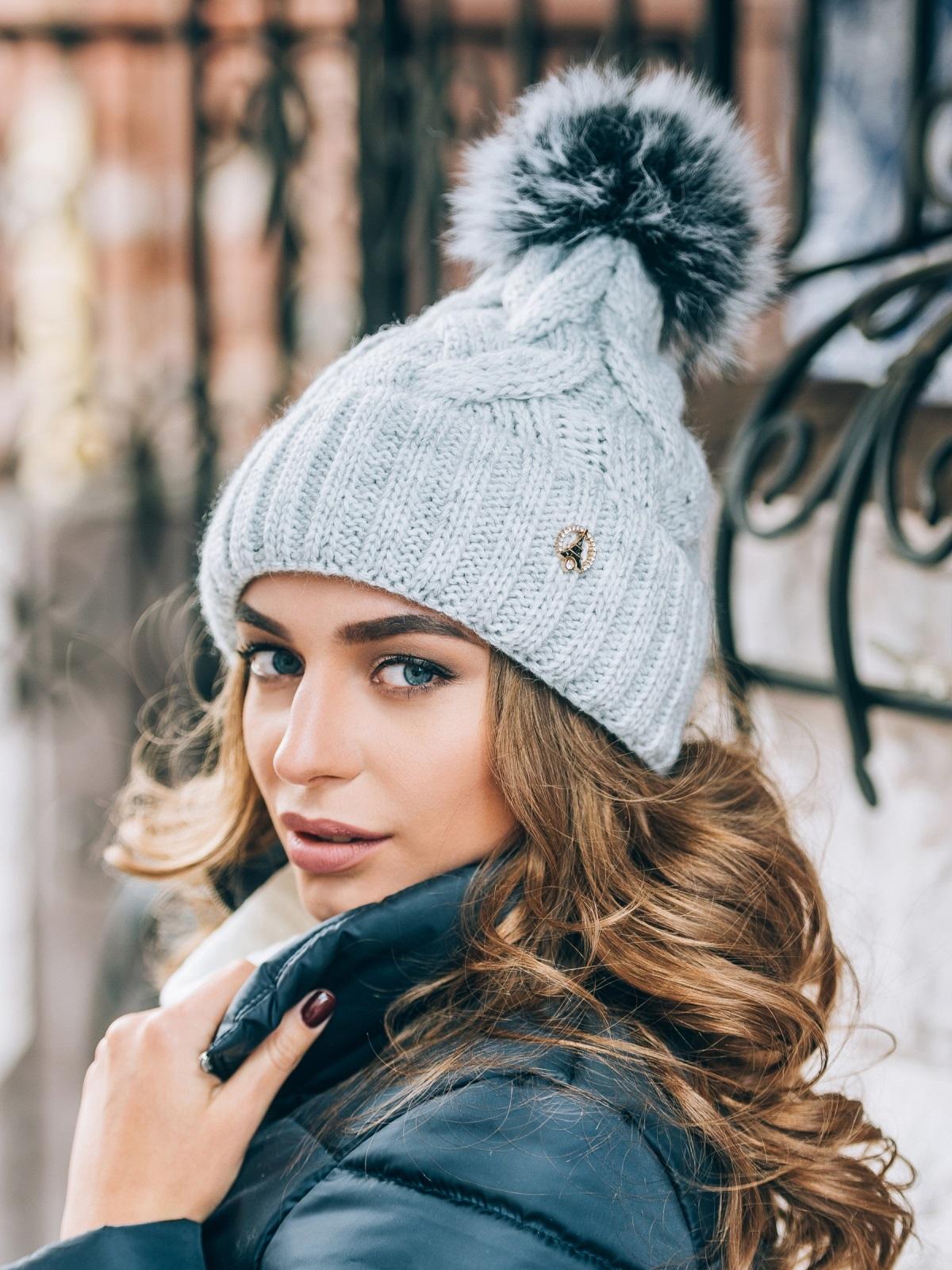 Зимняя шапка 97002/5