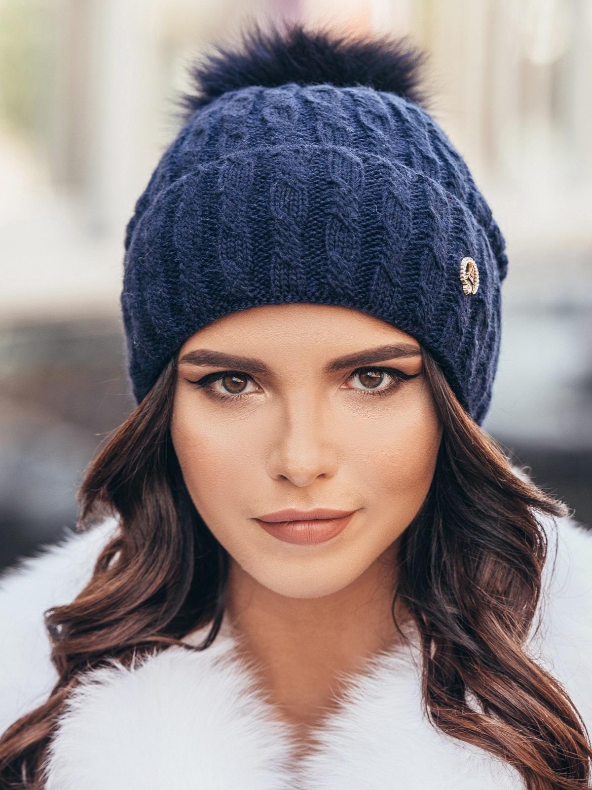 Зимняя шапка 97111