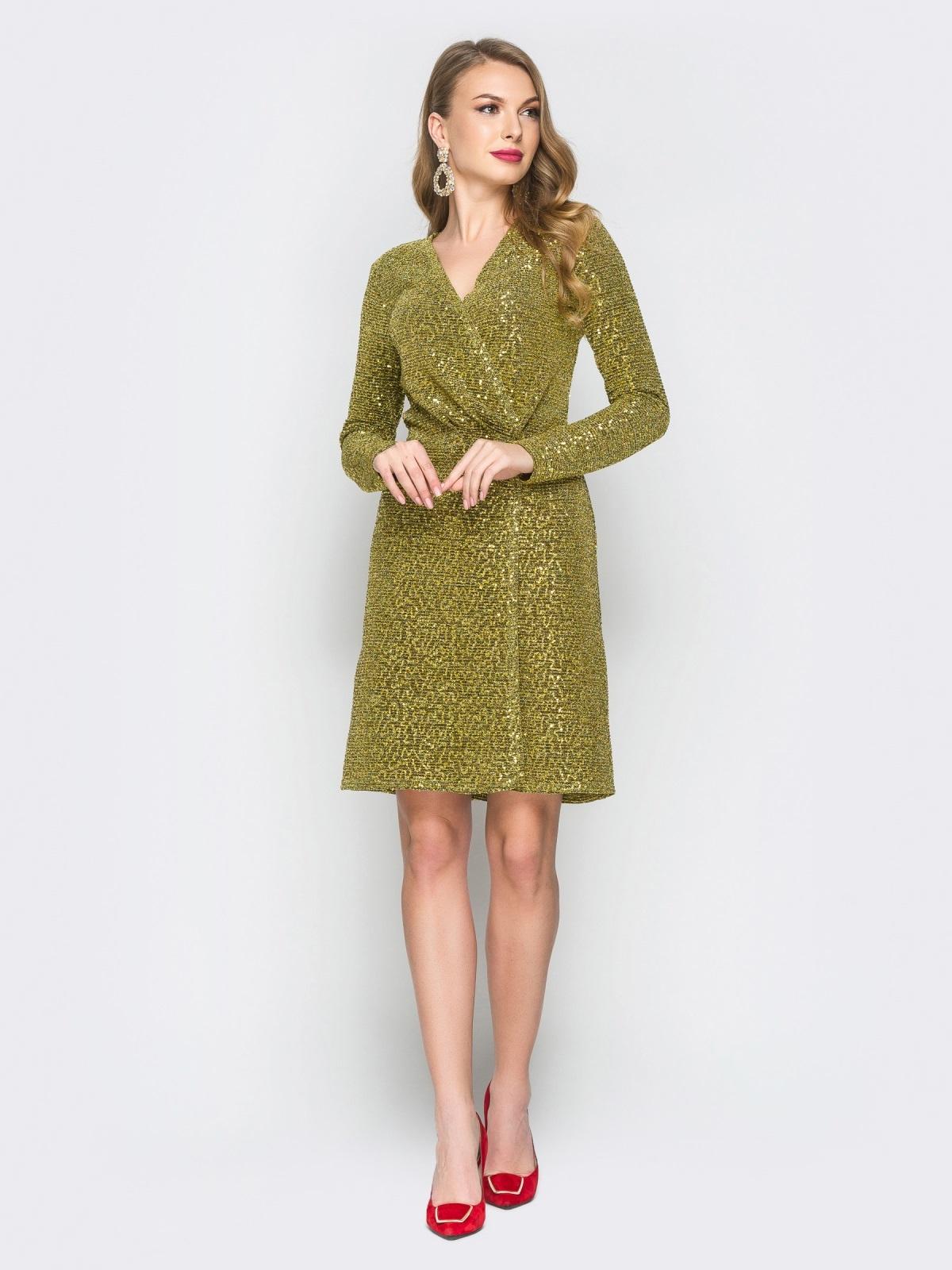 Платье 36001