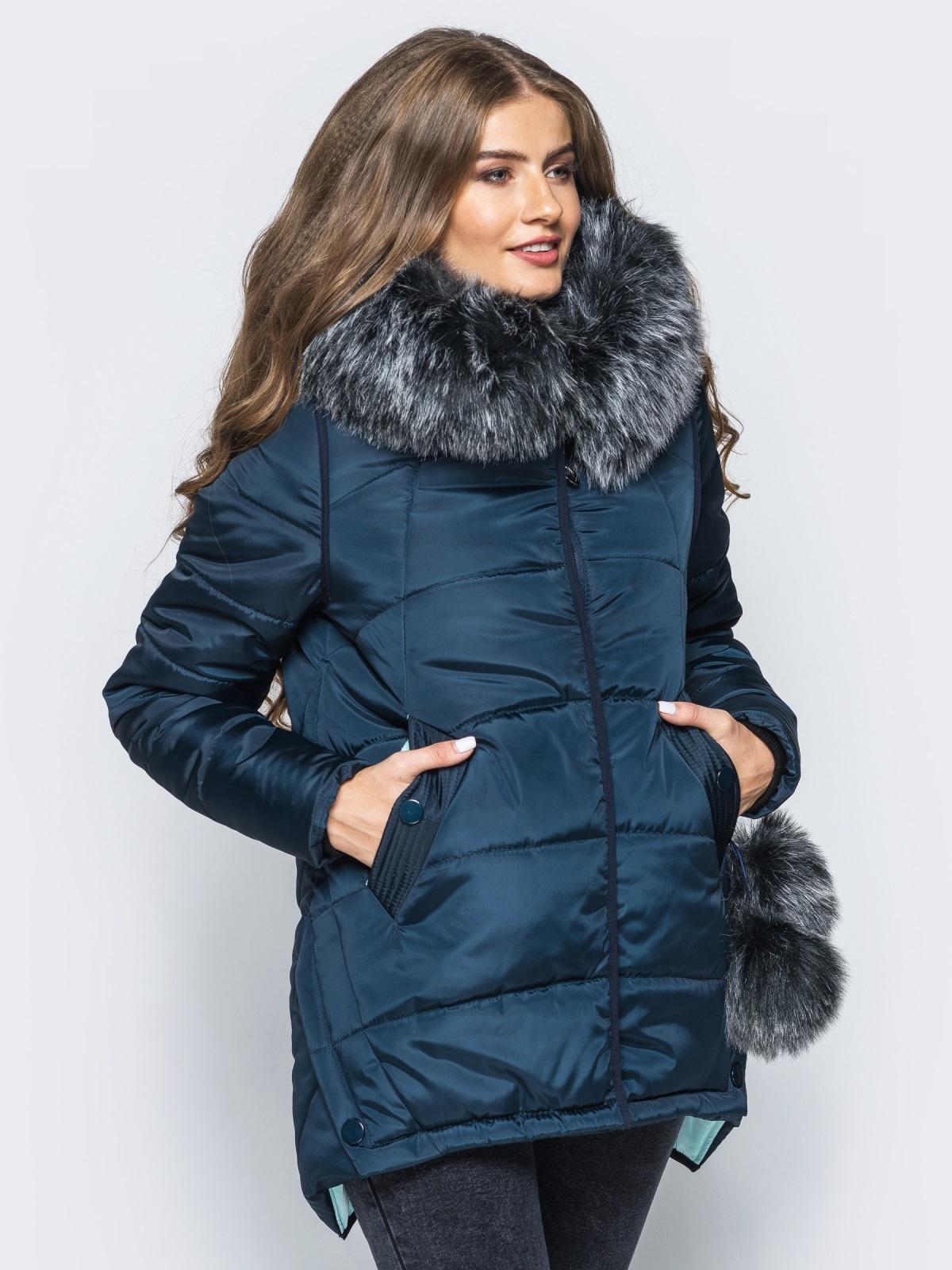 Куртка зимняя 12067