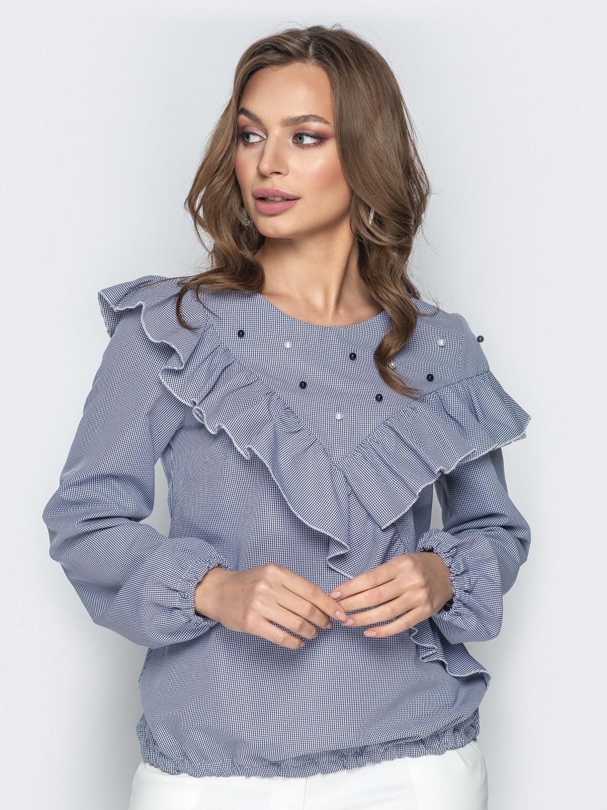 Блузка 10093